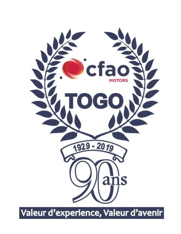 CFAO MOTORS célèbre ses 90 ans d'activités au Togo