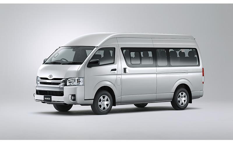 3.0L Bus 16-Seats
